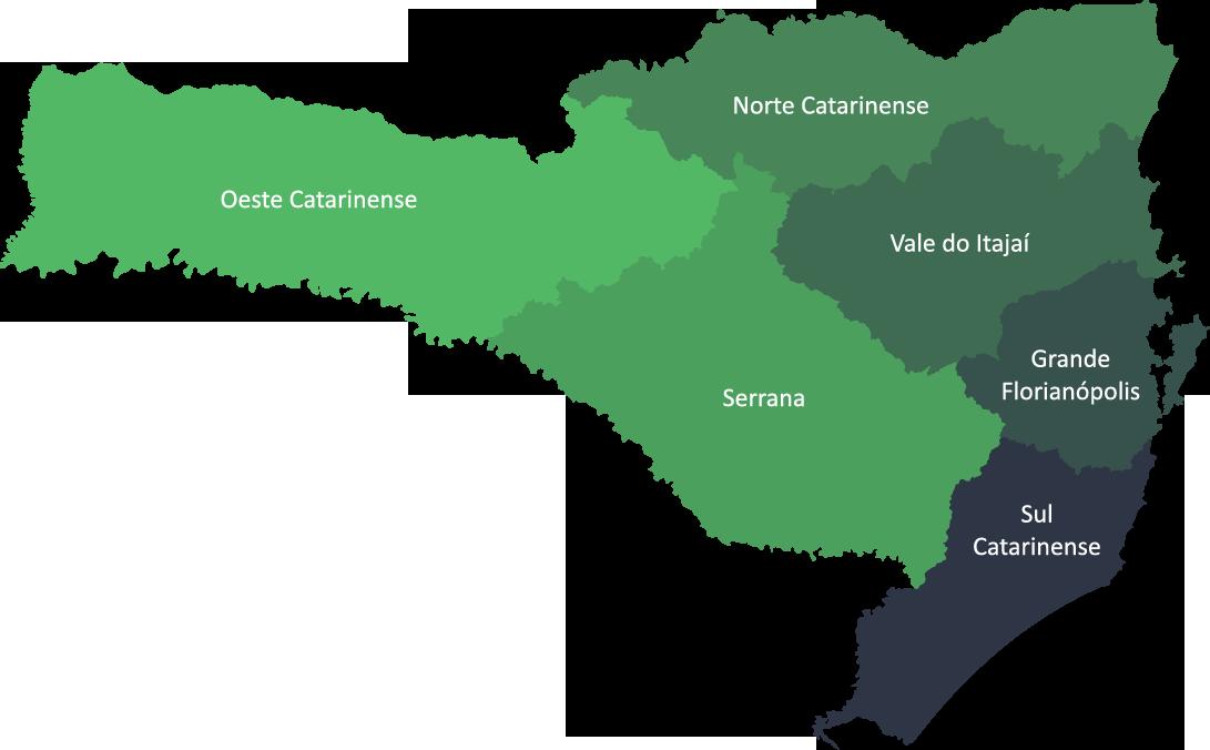 Regionais SC