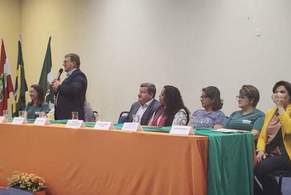 XIII Encontro Estadual dos Conselhos Municipais de Educação de Santa Catarina