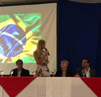 O Comitê Executivo Estadual realiza o 1º Seminário Estadual para a construção do Currículo do Território Catarinense em São José/SC