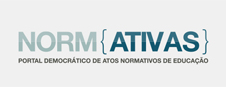 Normativas – Portal Democrático de Atos Normativos de Educação