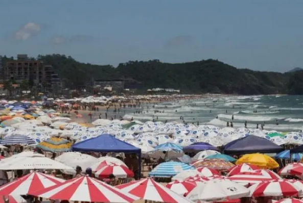 Itajaí fecha praias e suspende aulas a partir desta sexta-feira
