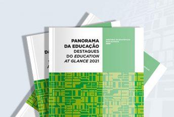 INEP publica – Panorama da Educação aborda destaques do Brasil no EaG
