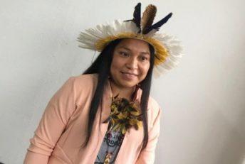 'Lugar de indígena é onde ele quiser', diz 1ª vereadora indígena do Oeste de SC